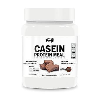 Casein Protein Meal (Chocolate Brownie Flavor) 450 g