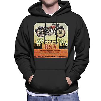 BSA Throughout The Years Men's Sudadera con capucha