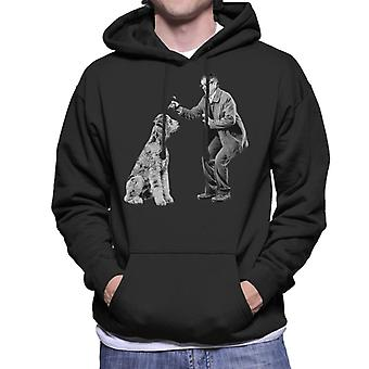 Friday Night Dnner Sit Milson Men's Hooded Sweatshirt