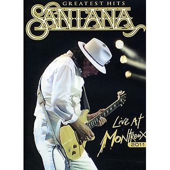 Santana - Live at Montreux 2011 [DVD] USA import