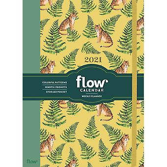 Flow Weekly Planner 2021 by Editors Of Flow Magazine & With Workman Calendars
