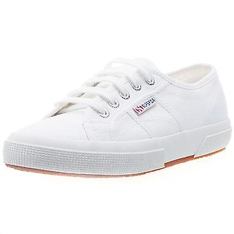 Superga 2750 Cotu Classic Mens Plimsoll Trainers in White
