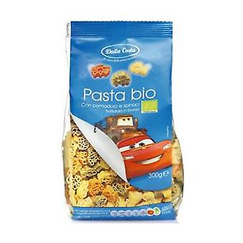 Disney Cars Pasta Bio 300 g