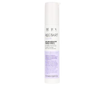 Revlon Re-start Kolor Anti-brassiness Purple Drops 50 Ml Unisex