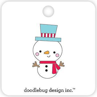 Doodlebug Design Jack Collectible Pin