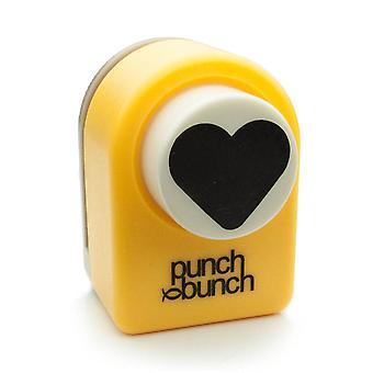 Punch Bunch Medium Punch - Heart