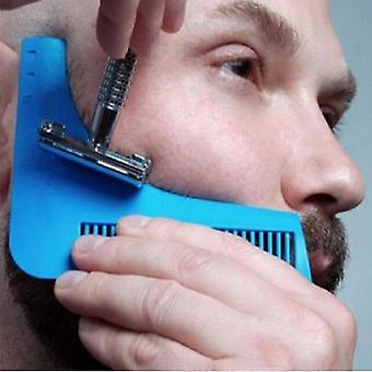 High Quality Shower Salon Moustache Beard Styling Barba Comb Care Brush