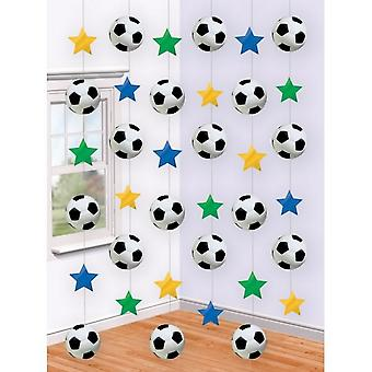 Amscan Football String Decoration