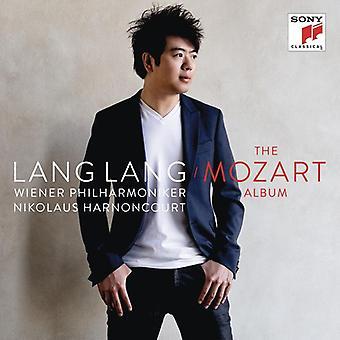 Lang Lang - Mozart Album [CD] USA import