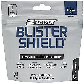 2Toms | Blistershield | Blisters, Hot Spots & Calluses | Friction Free Barrier