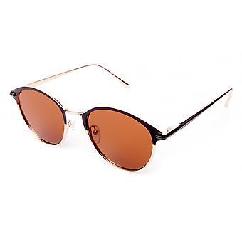 Sonnenbrille Unisex    Kat.3 braune Linse (19-114)