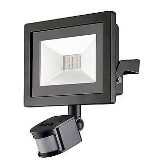 LED Flood Light Outdoor Spotlight Black IP44