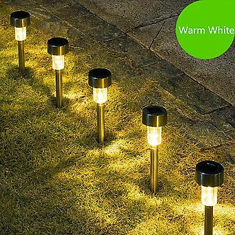 Solar Garden-light Trawnik-lampy Outdoor Decoration Pathway Wodoodporny Led Solar Powered Lawn Light Street Landscape Yard-lampa