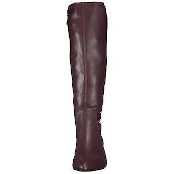 Franco Sarto Womens Francia Almond Toe Knee High Fashion Boots