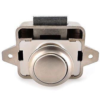Camper Car Push Lock- 26mm Rv Caravan Drawer Latch Button