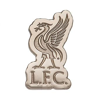 Liverpool FC Crest Metal Badge