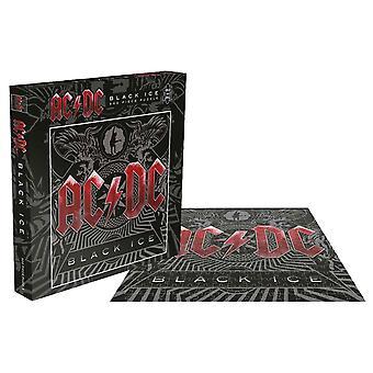 AC / DC Puzzel Black Ice Album Cover nieuwe officiële 500 Stuk
