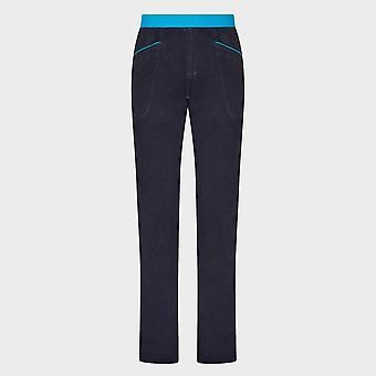 New La Sportiva Men's Cave Trouser Blue