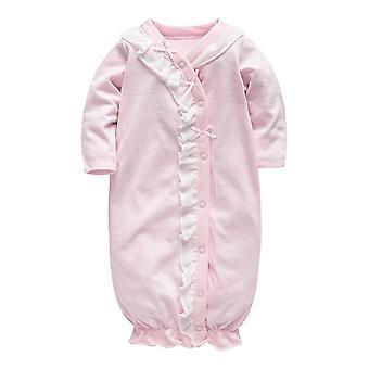 Bambine dormienti 0-9 mesi Robe Principessa Pigiama Abito Con pizzo