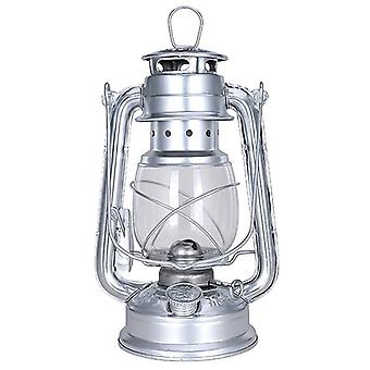 25cm Retro Classic Kerosene Lamp- 235 Led Dimmable Kerosene Lanterns Wick