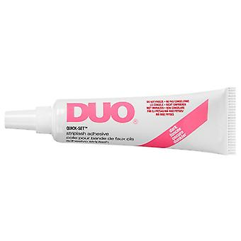 DUO Quick Set Strip Lash Adhesive - Dark Tone - Firm and Long Lasting Hold - 14g
