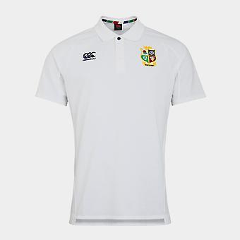 Canterbury brittiska och irländska Lions Pique Polo Shirt Mens