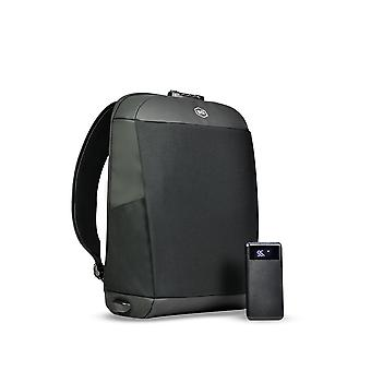 Bg Berlin Unisex New Age Backpack With Powerbank 10.000Mah