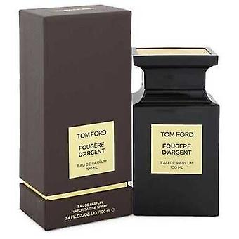 Tom Ford Fougere D'argent By Tom Ford Eau De Parfum Spray (unisex) 3.4 Oz (women) V728-548960