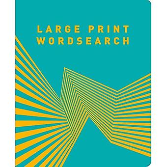 Large Print Wordsearch (Pantone Puzzles)
