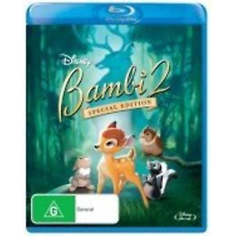 Bambi II SE [Blu-ray] Tuonti Yhdysvalloista