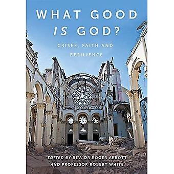 What Good is God?: Crises,� faith, and resilience