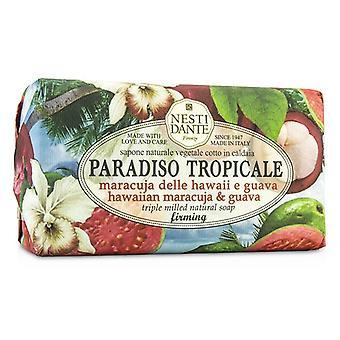 Nesti Dante Paradiso Tropicale Triple natuurlijke zeep - Hawaiian Maracuja & Guava 250g gemalen / 8,8 oz