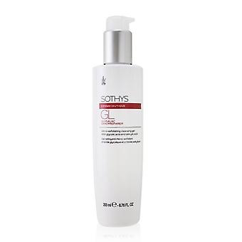 Sothys Cosmeceutique GL Glysalac Skin Preparer Micro-Exfoliating Cleansing Gel - Con ácido glicólico y ácido salicílico 200ml/6.76oz