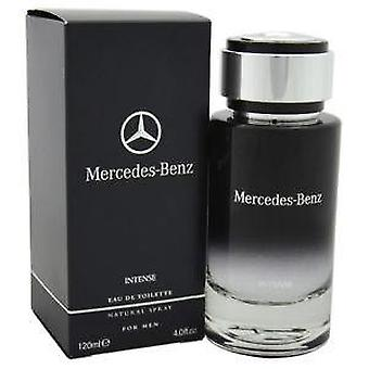 Mercedes Classic Men Intense Eau de toilette spray 120 ml