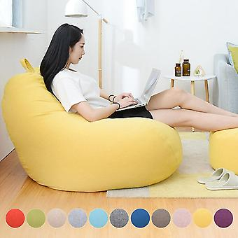 Large Small Lazy Sofas Cover Chair