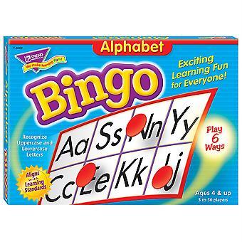 Gioco di Alphabet Bingo