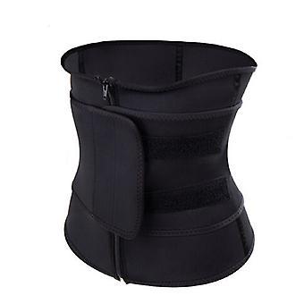 الرجال / النساء البطن الخصر المدرب سينشر حزام العرق، هيئة الساخنة شكل حزام سليم