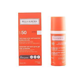 Bella Aurora Bella Aurora Solar gel anti-manchas mixta/grasa Spf50 50 ml unisex