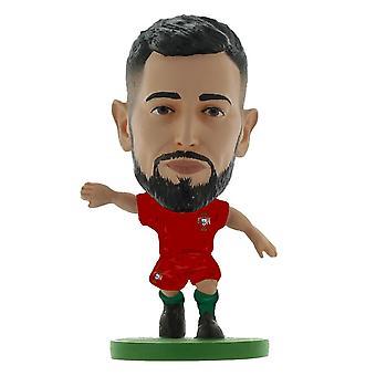 البرتغال برونو فرنانديز SoccerStarz التمثال