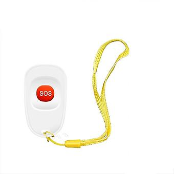 433mhz Wireless Sos Emergency Panic Button Compatible With Home Burglar Alarm