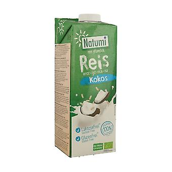 Coconut and rice drink 1 L