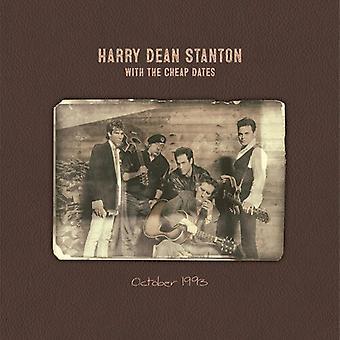 Stanton,Harry Dean & Cheap Dates - October 1993 [Vinyl] USA import