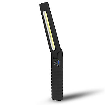 Rechargeable Cob Led, Slim Light Lamp, Flashlight Folding Torch, Chandelier