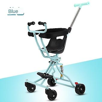 Baby Stroller, Artifact Four-wheeled, Kids,'s, Portable Trolley