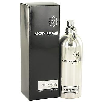 Montale weißer Moschus Eau De Parfum Spray von Montale 3,3 oz Eau De Parfum Spray