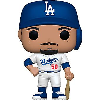 MLB: Dodgers Mookie Betts (Home) Pop! Vinyl