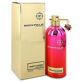 Montale süße Blumen Eau De Parfum Spray von Montale 3,4 Oz Eau De Parfum Spray