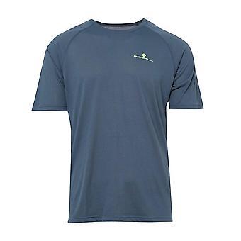 New Ronhill Men's Core Short Sleeve T-Shirt Blue