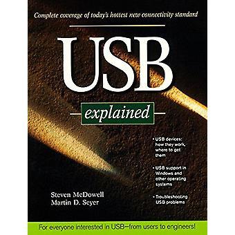 USB وأوضح ستيف McDowell -- 9780130811530 كتاب