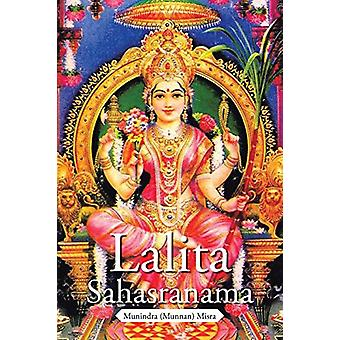 Lalita Sahasranama by Munindra (Munnan) Misra - 9781482834437 Book